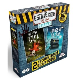 Escape Room the Game 2 Players - The Little Girl & House by the Lake