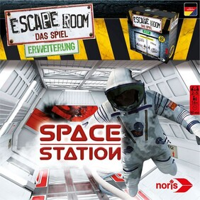 Escape Room The Game : Space Station (Expansion)