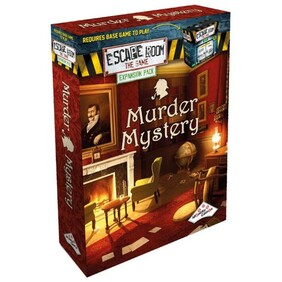 Escape Room the Game Murder Mystery (Expansion)