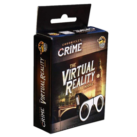 Chronicles of Crime - Glasses and Exclusive Scenario