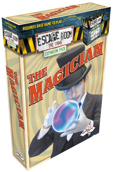 Escape Room the Game the Magician (Expansion)