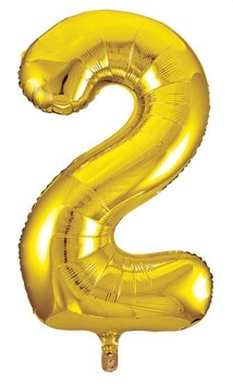 Giant Helium Number 2 - Gold