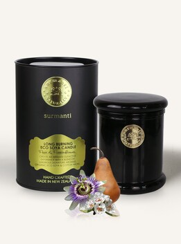 Surmanti EcoSoya Candle - Pear & Passionflower