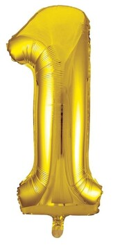 Giant Helium Number 1 - Gold