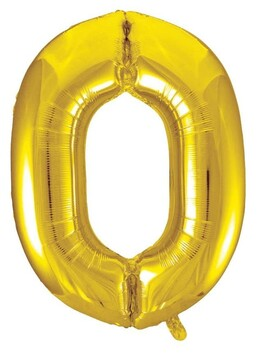 Giant Helium Number 0 - Gold