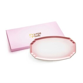 Pretty in Pink Tray