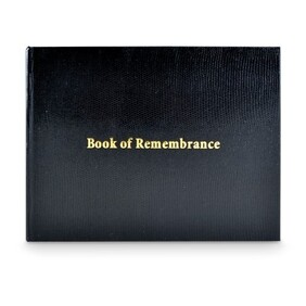 Remembrance Guest Book
