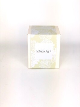 """4"""" Hurricane Candle - Coconut & Lime"""