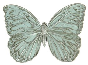 Large Butterfly Wall Decor - Asst Colours