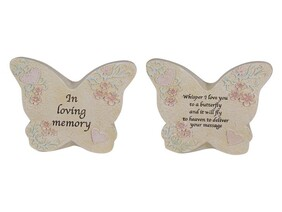 Butterfly Plaque Inspiration