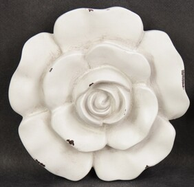 Rose Wall Plaque - Small