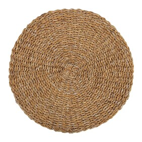 Seagrass Placemat - Round