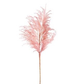 Artificial Reed Spray - Dusty Pink