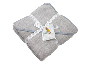 Hooded Baby Towel - Assorted Colours