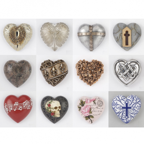 Assorted Hearts