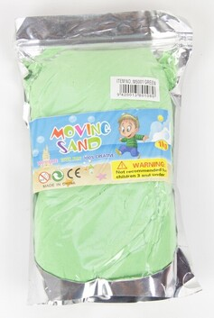 Moving Sand - Green
