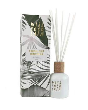 Miss Coco Lala Diffuser-Fresh Cut Orchids