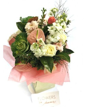 Florist Choice Flowers in Water Box