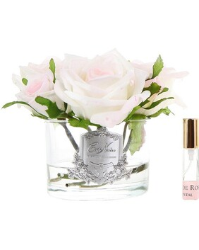 COTE NOIRE PERFUMED NATURAL TOUCH 5 ROSES - CLEAR