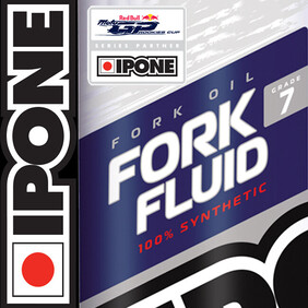 Fork Fluid Racing Grade 3 1L 100% Synthetic Ipone