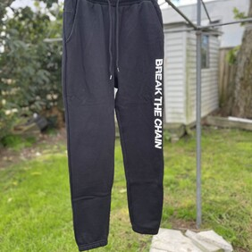 Chained Dog Trackpants