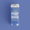 Little Green Dog Compostible Poop Bags - 120 Pack