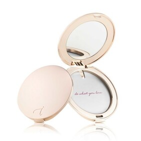 Refillable Compact for Pressed Base