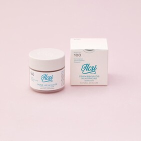 Rose Hip and Maize Exfoliating Mask