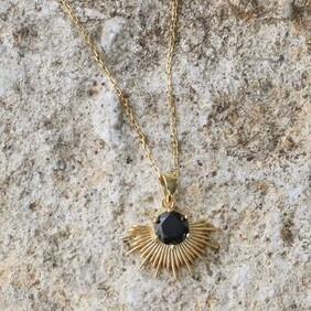 Silver Linings Collective - Solace Necklace - Gold