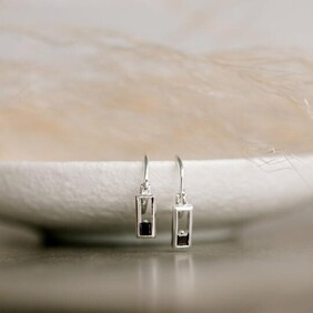 Silver Linings Collective - Realm Earrings - Silver