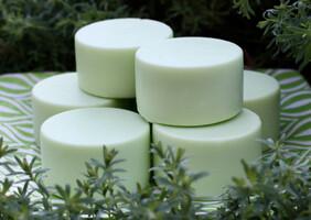 New 'Poo Bars - Green Tea