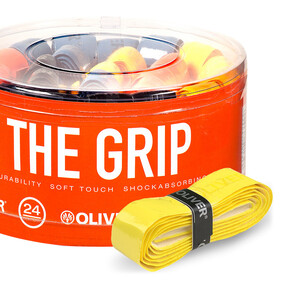 THE GRIP coloured and black