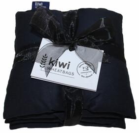 Navy Jumbo Cotton Wheat Bag