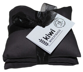 Charcoal Cotton Wheat Bag