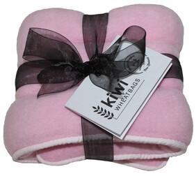 Baby Pink Polar Fleece Wheat Bag