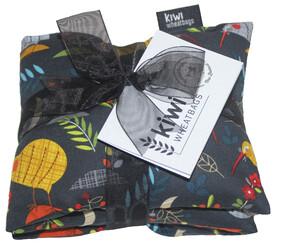 Kiwi Cotton Wheat Bag