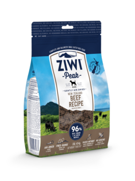 ZIWI Peak Air-Dried Beef Recipe For Dogs - 1kg