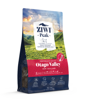 ZIWI Peak Air-Dried Otago Valley Recipe for Dogs - 140gm