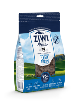 ZIWI Peak Air-Dried Lamb Recipe for Dogs - 1kg