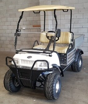 Express Works Cart with Lithium Battery