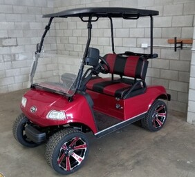 Express 2 Plus Golf Cart with Lithium Battery