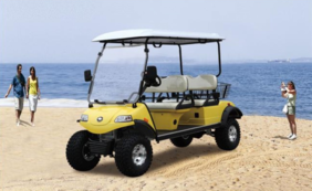 HDK 4 Passenger Off Road with Lithium Battery