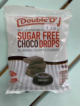 DoubleD Choco Drops