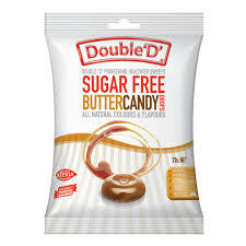 Sugar-Free Butter Candy