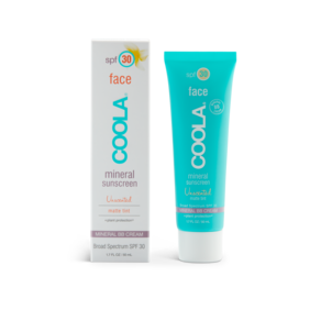 Coola Mineral Face Lotions SPF 30 Matte Tint