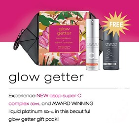 ASAP Glow Better Kit 2021 Limited Edition
