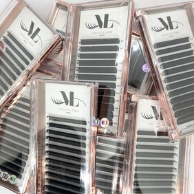 Wholesale - 10/16 Trays Classic Lashes - Mixed Lot