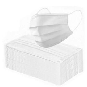 Disposable Mask - White 10 pack