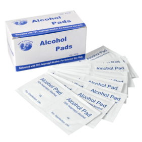 Alcohol Pads 100 pack