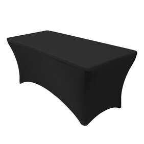 Massage table/bed covers - black